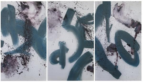 Brave New World Triptych by Richard Ketley