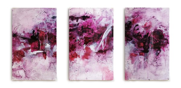 The Leopard: II Triptych - The pursuit of the unreachable by Richard Ketley