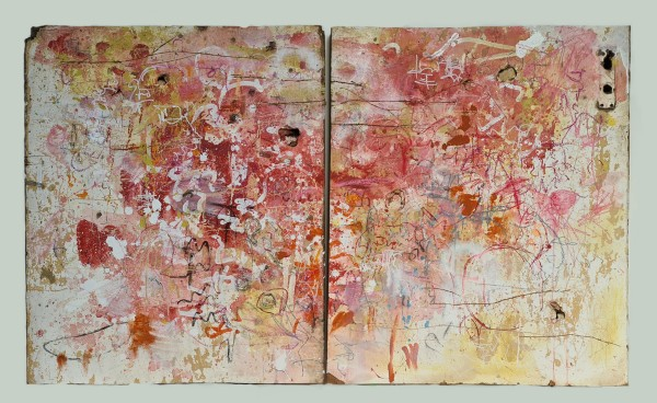 Peace in the home: Diptych by Richard Ketley