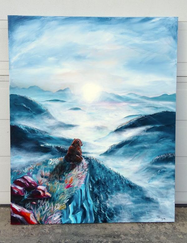 On the Edge by Tonnja Kopp