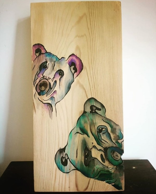 Bear Brothers by Tonnja Kopp