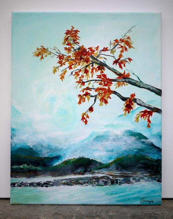Golden Maple by Tonnja Kopp