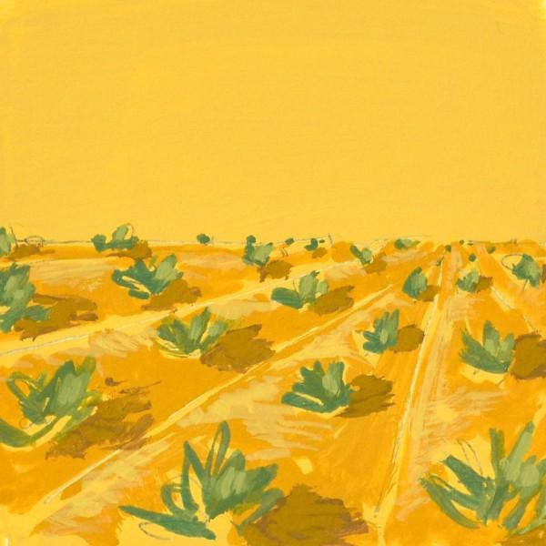 Adobe Farm: Crops by Layla Luna