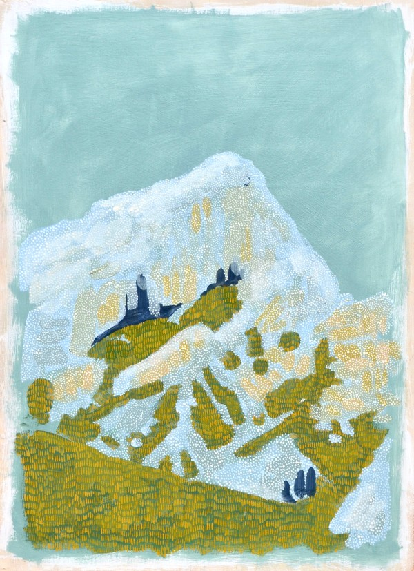 Imaginary Mountain by Layla Luna
