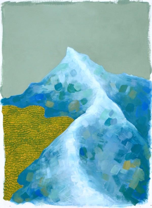 Mountain Ridge by Layla Luna