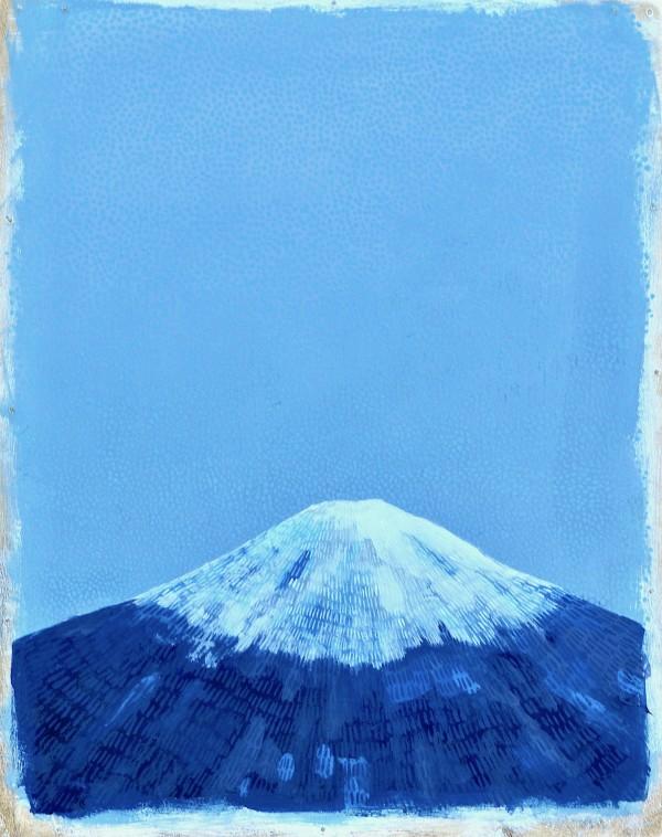 Mt Fuji by Layla Luna