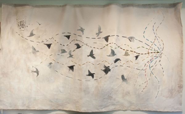 Migration Series by Clare Winslow