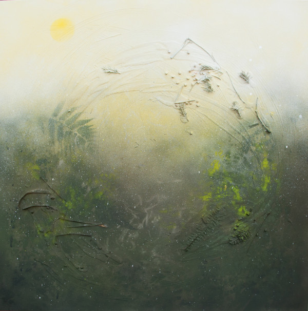 End of Nature Series by Clare Winslow