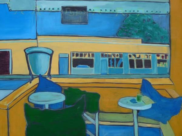Café Lulu by KJ Bateman