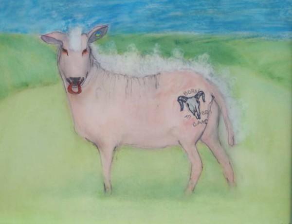 Bad Sheep by KJ Bateman