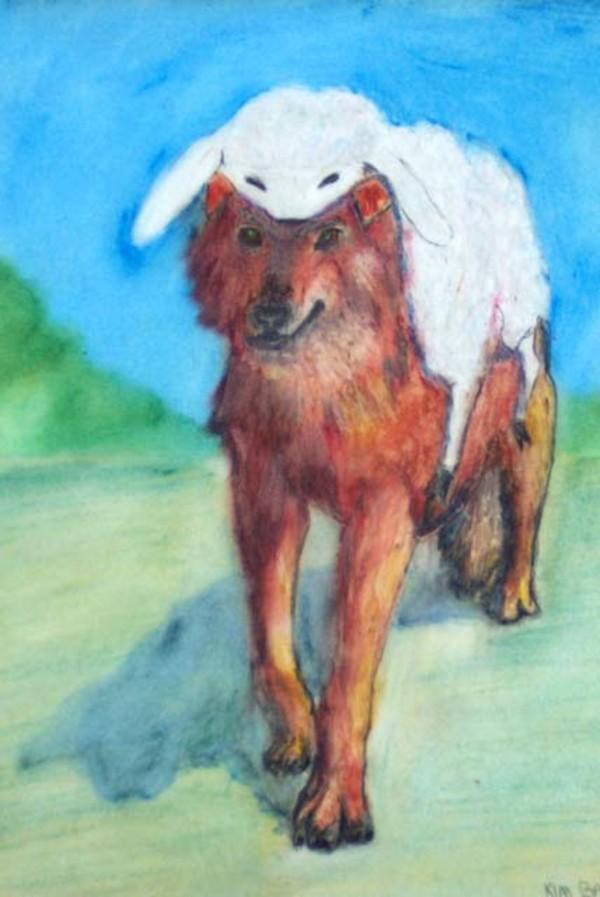Wolf in Sheep's Clothing by KJ Bateman