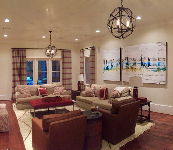 Private Residence Commissioned Work by Nicola Parente