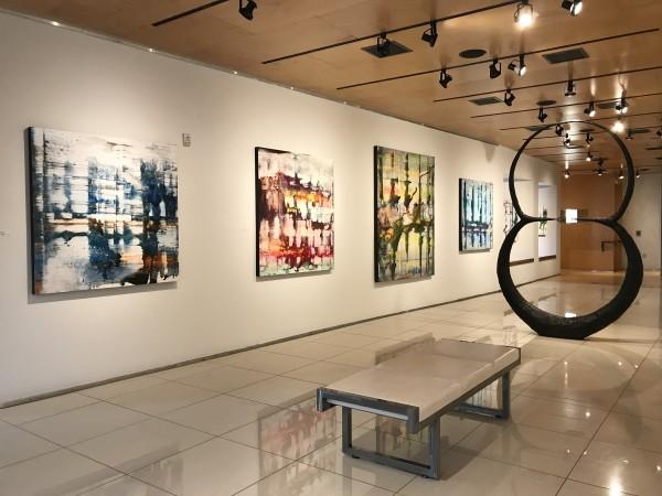 Exhibition, Laura Rathe Fine Art by Nicola Parente