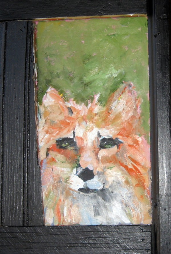 Swift Red Fox by Corinne Galla