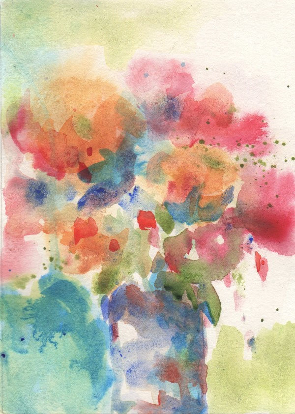 Waterbabies II by Corinne Galla