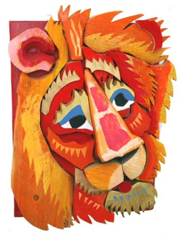 ANDROCLES' LION by George Thaddeus Saj
