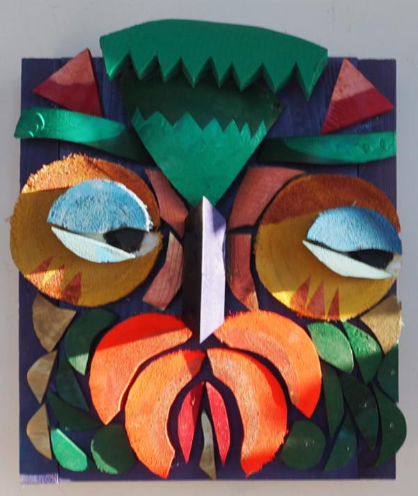 Disdainful Owl by George Thaddeus Saj