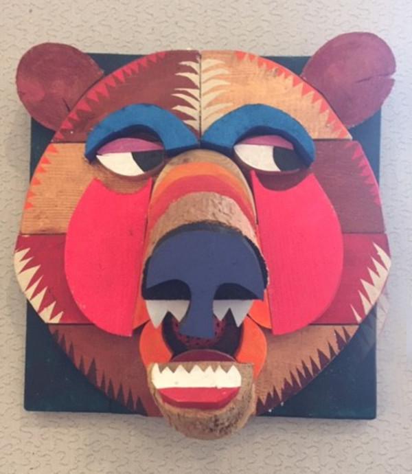 Bear Market by George Thaddeus Saj