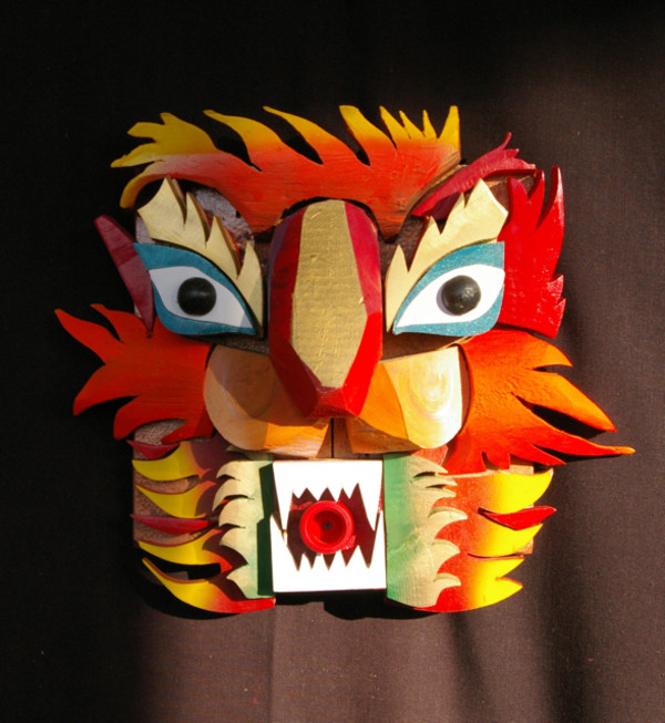 Phoenix Burning by George Thaddeus Saj