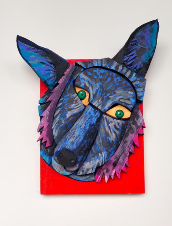 Black Dog by George Thaddeus Saj