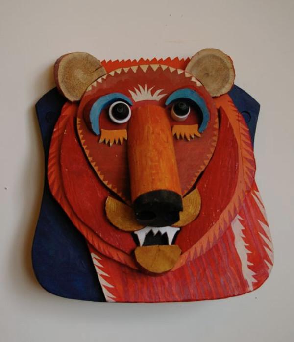 Bear Market II by George Thaddeus Saj