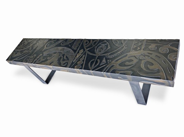 Tat Bench by Andrea Wendel