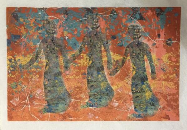 Three Sisters by LZ Lerman