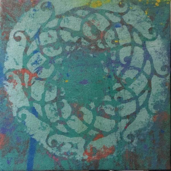 Mandala by LZ Lerman