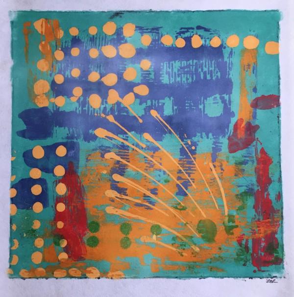 Yellow Dots by LZ Lerman