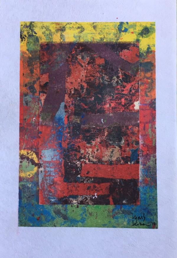 Collaborative Piece by LZ Lerman
