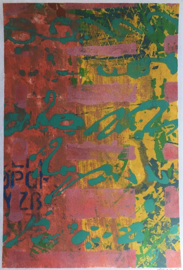Pink Judd by LZ Lerman
