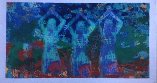 Three Women by LZ Lerman