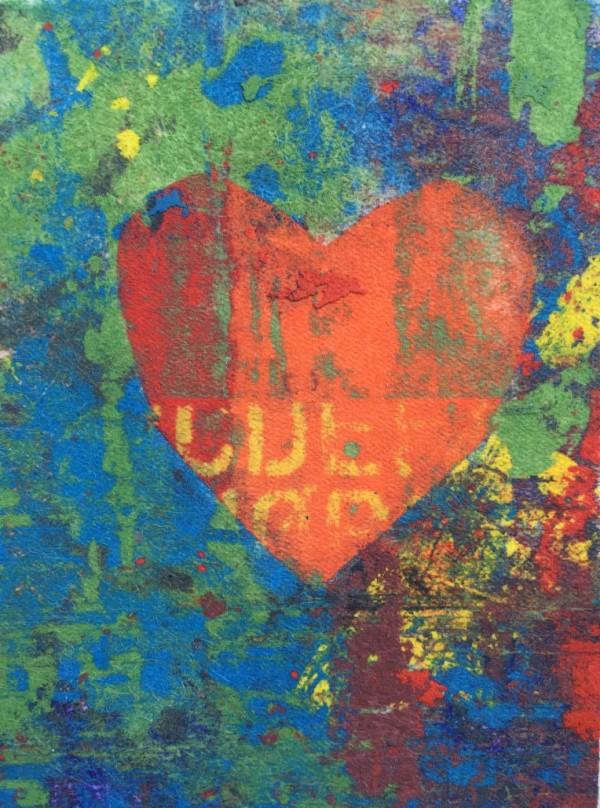 Rainbow Heart (series) by LZ Lerman