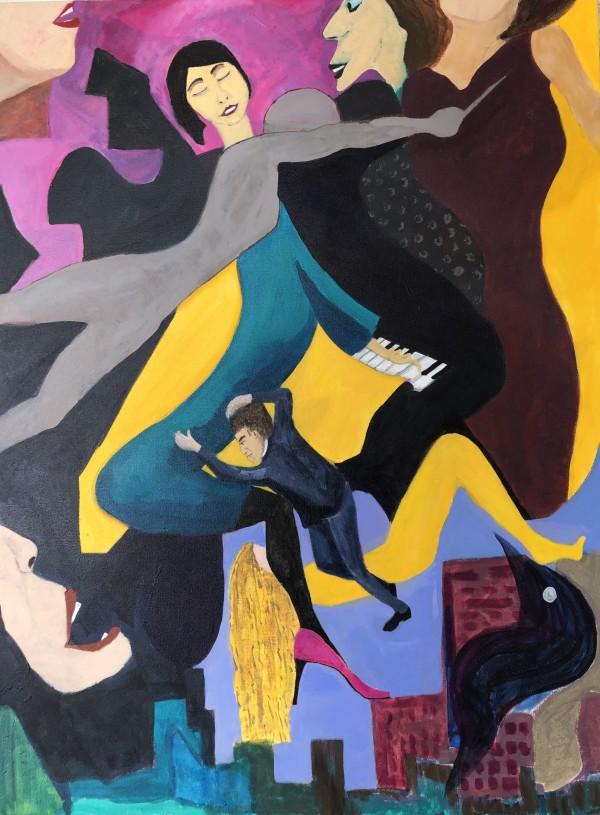 Scherzo by Joel Koppelman