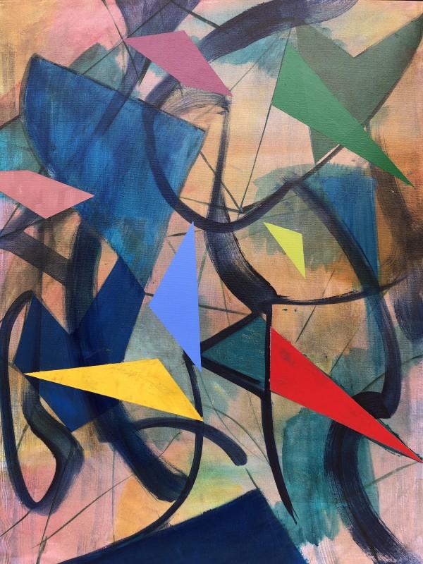 Pennants by Joel Koppelman