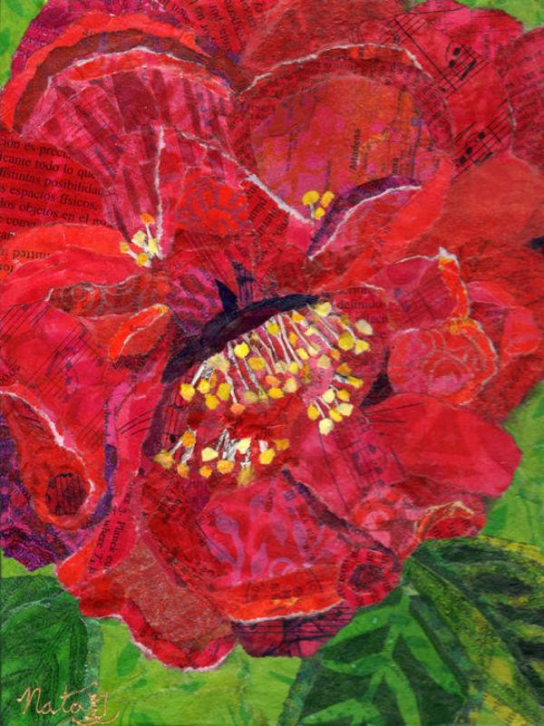 Karma Camellia by Natasha Papousek