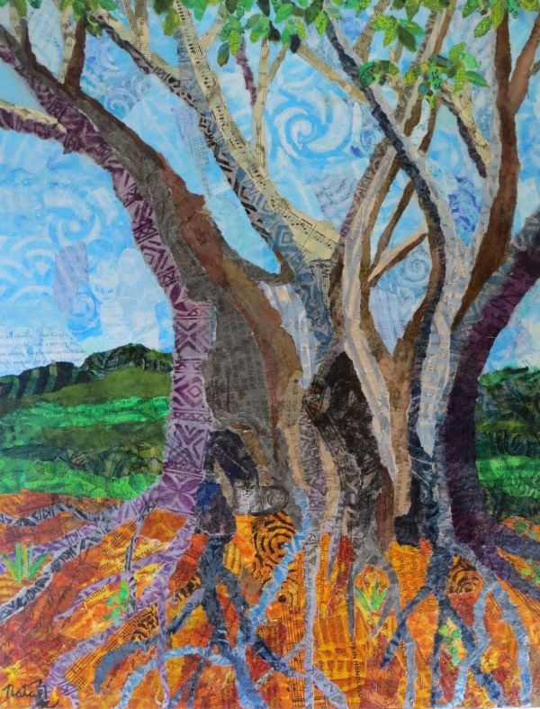 The King's Tree by Natasha Papousek