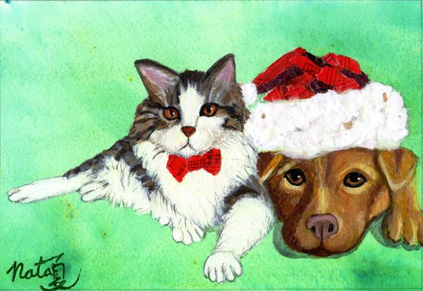 Fancy Friends by Natasha Papousek