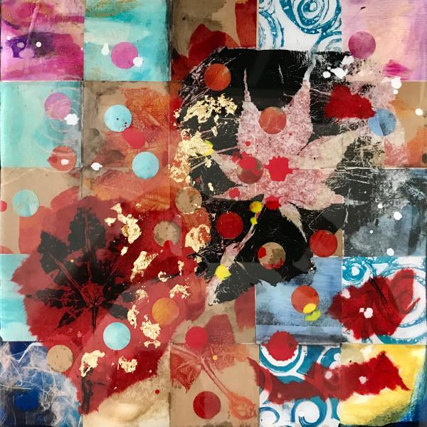 A Mare Usque Ad Mari (medium) by Janet Horne Cozens