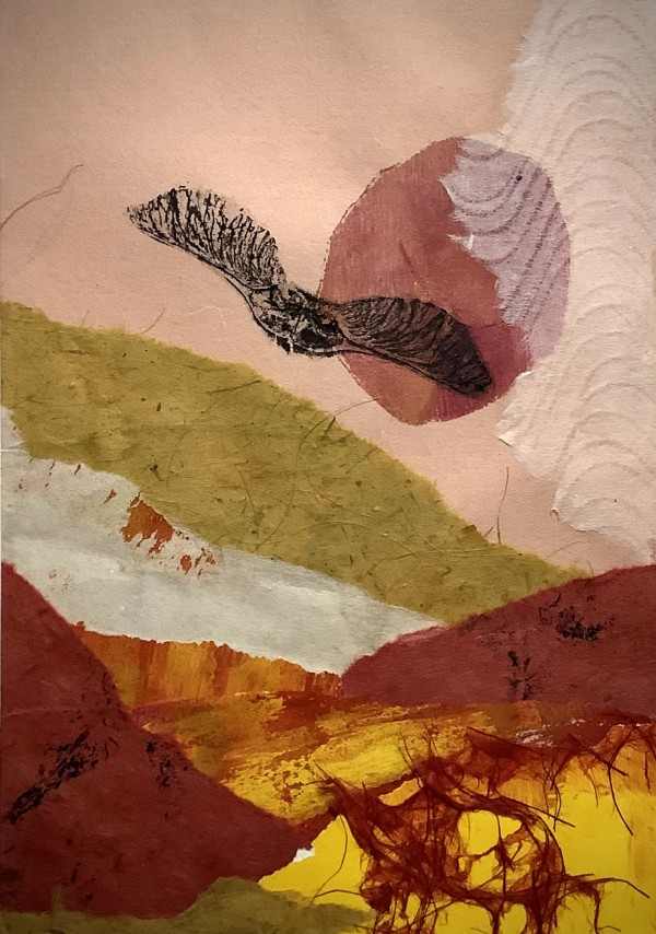Fall Flight by Janet Horne Cozens