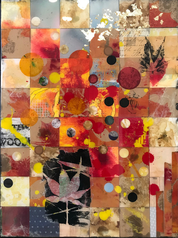 Fall Fair by Janet Horne Cozens