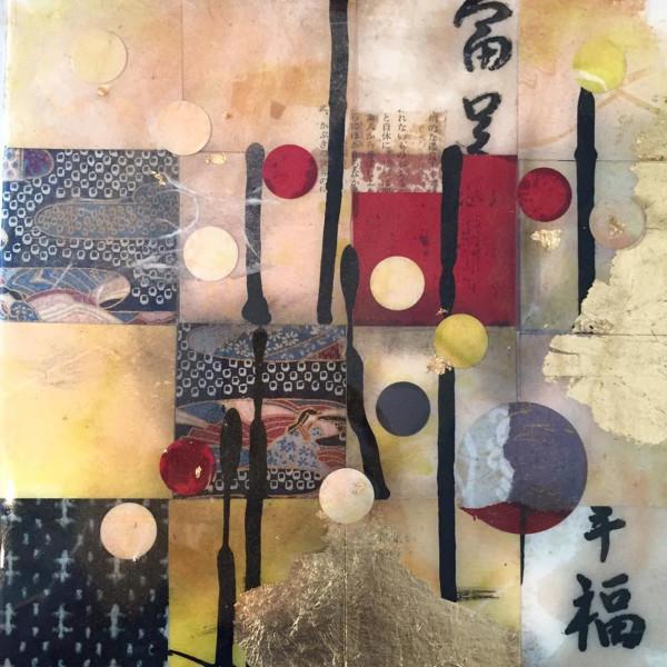 Kintsugi by Janet Horne Cozens