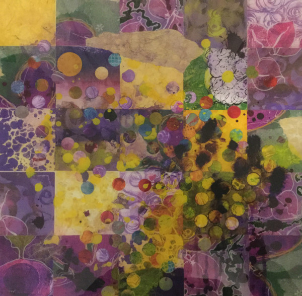 Les Petits Fleurs de la Terre by Janet Horne Cozens