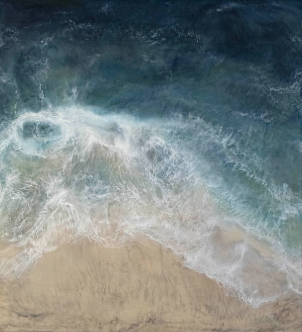 Grey Whale Cove by Julie Brookman