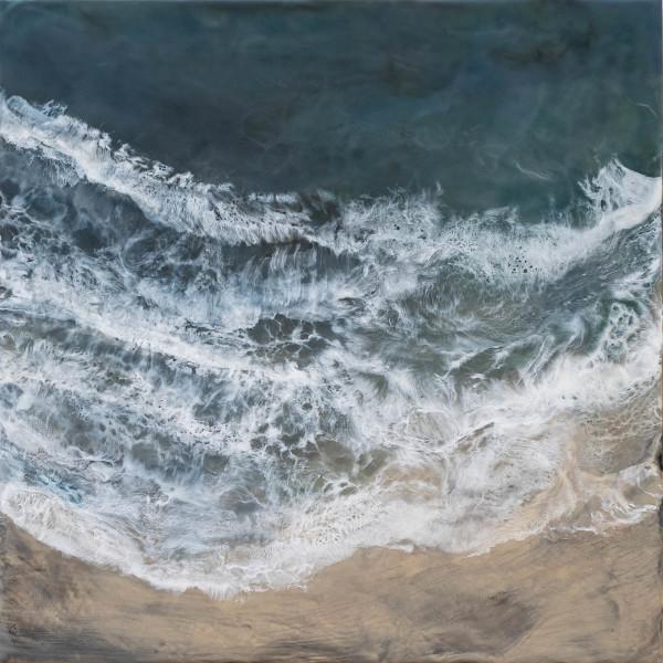 Rebentação 16 by Julie Brookman