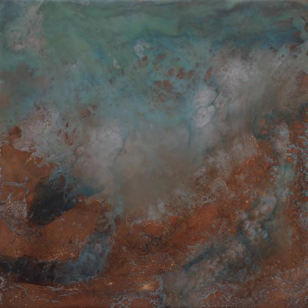 Desert Alluvion by Julie Brookman