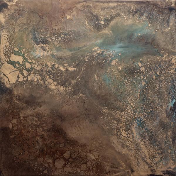 Aspersed Vessel by Julie Brookman