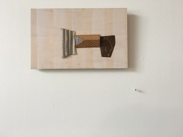Accretion wall shapes by MaryAnn Puls