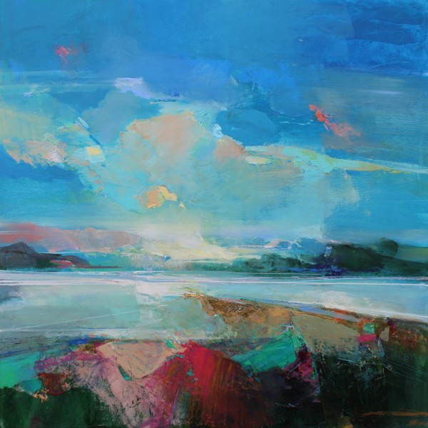 Along The Estuary 7 by Magdalena Morey