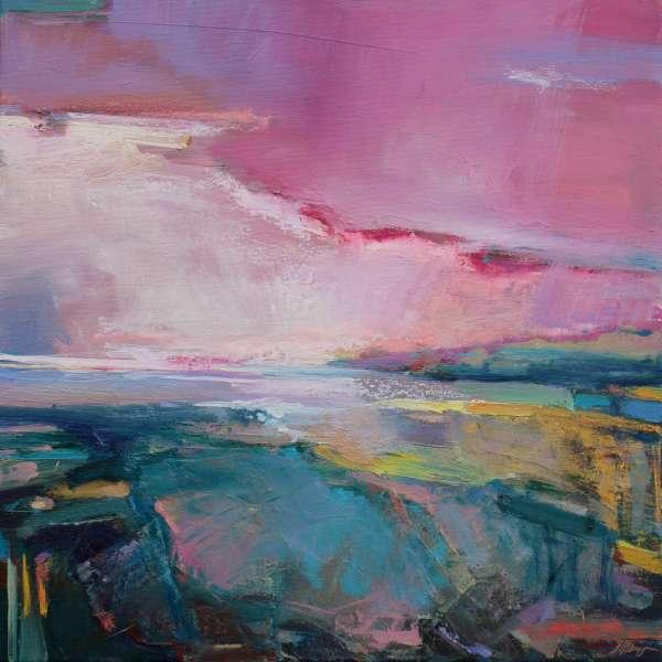 Coastal Paths 1 by Magdalena Morey